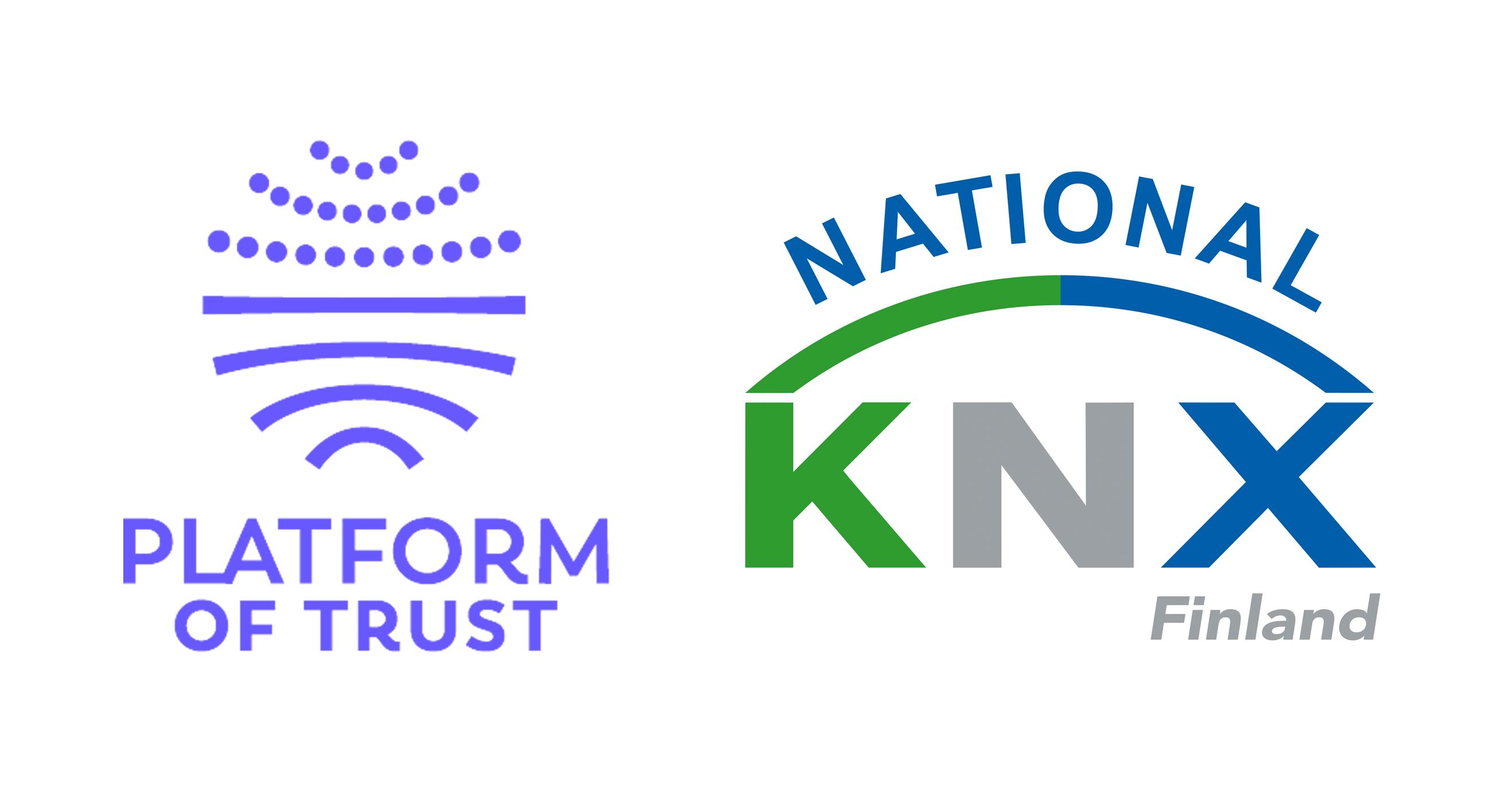 Platform of Trust and KNX